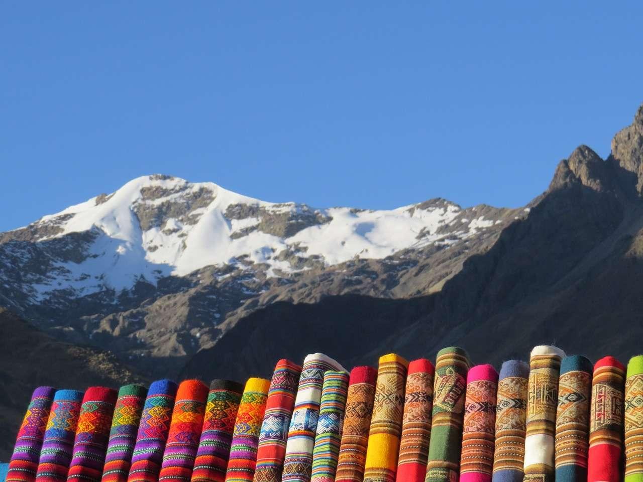 Viaggio in Perù - Cover