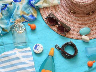 Come preparare la borsa per la spiaggia in un viaggio on the road